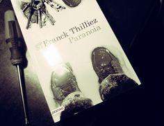 #Paranoia #Destino #FranckThilliez #libro #novela #Puzzle #reseña