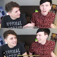 STOP SEARCHING FOR THIS! - Dan and Phil Play: HIGHER OR LOWER