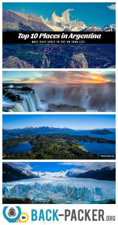 After traveling through Argentina for 4 months I often get asked for the best places to visit in Argentina. Therefore I put together this top 10 list covering the highlights from north to south and west to east of this beautiful country!