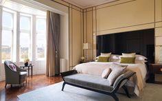 World's Most Romantic Hotels: No. 16 Four Seasons Hotel, Gresham Palace, Budapest