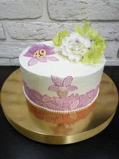 Vanilla Cake, Birthday Cake, Desserts, Food, Tailgate Desserts, Deserts, Birthday Cakes, Essen, Postres
