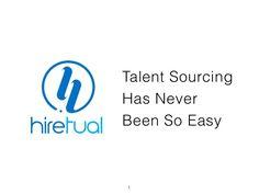 Hiretual 101 Product Tutorial https://www.slideshare.net/slideshow/embed_code/63073414