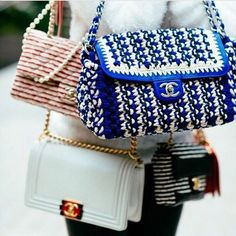 Chanel via shoestyle