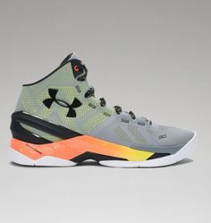 Men's UA Curry Two Basketball Shoes - Size 10.5