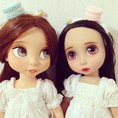 disney animator dolls by ssonglol