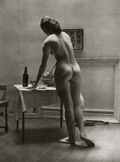 Nude Study, 1950 (Andre de Dienes)
