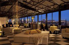 Taj rooftop