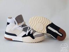 UA Alexander Wang x Adidas Originals AW BBALL White