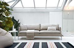 Zanotta - William sofa W180 cm 2 Seater