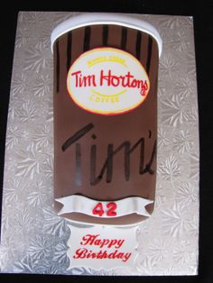 Tim hortons coffee cake recipe