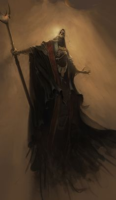 Castlevania Lords of Shadow Mirror of Fate Concept Art