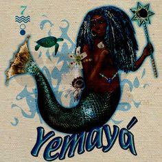 """""""Yemaya"""" by Christopher Pestos"""
