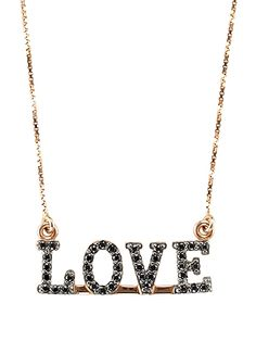You ll love it! Love Necklace, Pink And Gold, Collection, Jewelry, Jewlery, Jewerly, Schmuck, Jewels, Jewelery
