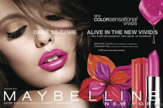 Jed Root - Makeup Artists - Charlotte Willer - Advertising - Maybelline, Kenneth Willardt