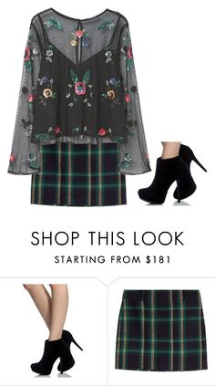 """""""Untitled #1611"""" by telletubbies ❤ liked on Polyvore featuring Polo Ralph Lauren and MANGO"""