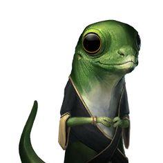 Reptilian 16 - Species - Stellaris Wiki