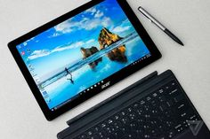 Acer's Surface Pro clone is cheaper and almost as good Surface Pro, Acer Aspire, Future Tech, Tech Gadgets, Budgeting, Windows 10, Software, Laptop, Hardware