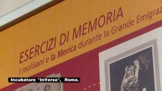 'ESERCIZI DI MEMORIA' L'emigrazione dei Molisani in America a cura della Biblioteca Albino di Campobasso