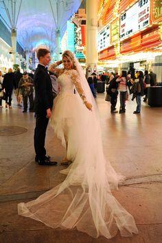 casamento em las vegas cassino