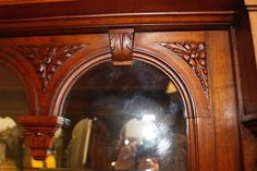 10pc solid walnut quality Renaissance dinning set 19th century - Dining Rooms - Houtroos