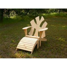 Elegant Adirondack Chair Plans Made From Pallets