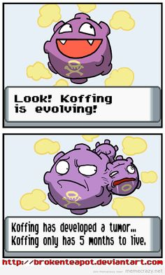 pokemon anime koffing | Funny Pictures, Anime meme, Meme Comics ...