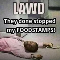 food stamps | Not My Food Stamps! - NoWayGirl
