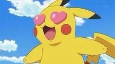 Pikachu in love Pikachu Pikachu, Pokemon Go, Cute Cartoon Pictures, Pokemon Pictures, Pokemon Starters, Cute Love Memes, Original Pokemon, Wholesome Memes, Digimon