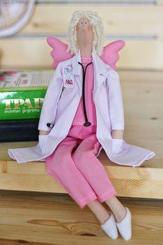 Tilda doll doctor