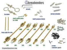ArmaBenders 2 Armature Kit