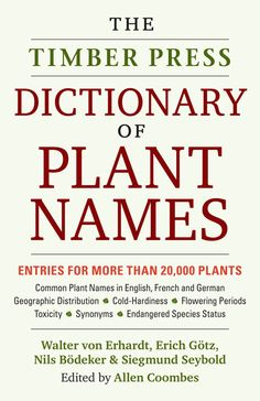 A great reference book.
