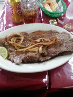 Cuban food. Yumm