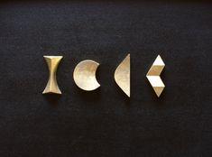 chopstick holder - Futagami Brass Rests