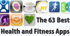 The 63 Best Health & Fitness Apps