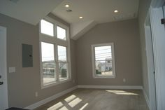 Custom Home (Lavallette, NJ) Living Room Area