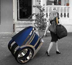 El coche maleta