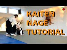 [Aikido Techniques] Kaiten Nage Tutorial - YouTube