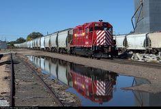 RailPictures.Net Photo: NCRC902 Nebraska Central EMD GP38-3 at Genoa, Nebraska by Paul F. De Luca