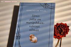 P. S. Rakastan kirjoja: Edmund de Waal: Jänis jolla on meripihkanväriset silmät