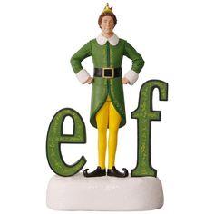 Buddy the Elf Sound Ornament