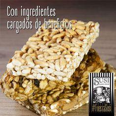 Las recetas de #SusiPanaderíaArtesanal son un reflejo de nuestra nutrición creativa, encuentra en nuestros productos ingredientes cargados de beneficios para ti. Con #Susi vive tu estilo de vida saludable www.susi.com.co  #FuerzaSusi #EstiloDeVidaSaludable #SnackSaludable #Susi #Granola #Cereal #Oats #Pan #Bread #Brot #Panadería #SnacksSaludables #ComidaSaludable #Cereales #FrutosSecos #Yummy #Delicious #Tasty #TradiciónAlemana #SinAditivos #Delicioso #Sano #Natural #HealthyFood…