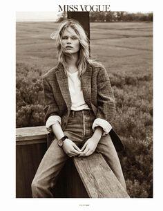 1000+ images about Denim on Pinterest | Denim Editorial, Fashion ...