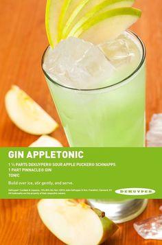 Gin Appletonic