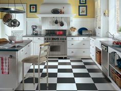 Vinyl Kitchen Floors : Kitchen Remodeling : HGTV Remodels