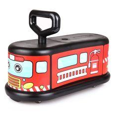 54.00$  Buy here - http://ali5jo.worldwells.pw/go.php?t=32631263276 - Children shilly car Scooter Wheels slippery infant car bumper car walker yo car puzzle 54.00$