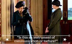 Downton Abby Telephone