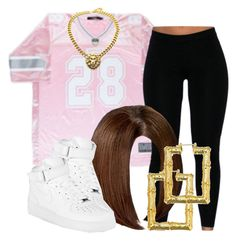 """""""."""" by trillest-queen ❤ liked on Polyvore"""
