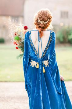 54c09d2fdb Edward Burne Jones and The Legend of Briar Rose featuring Joanne Fleming  Gowns Moda Da Favola