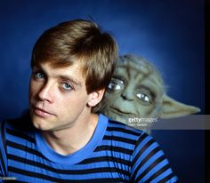 Actor Mark Hamill is photographed with wife Marilou York for People Magazine in 1981 in New York City. Get premium, high resolution news photos at Getty Images People Magazine, Mark Hamill Luke Skywalker, Original Trilogy, Best Actor, Photos, Pictures, Saga, Handsome, Star Wars