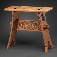 Ron Cook Studios Medieval Furniture